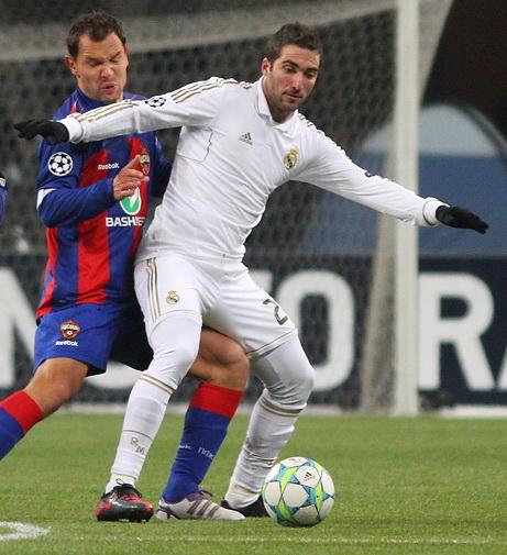 Chelsea contact la Juventus pour un transfert avec Gonzalo Higuain